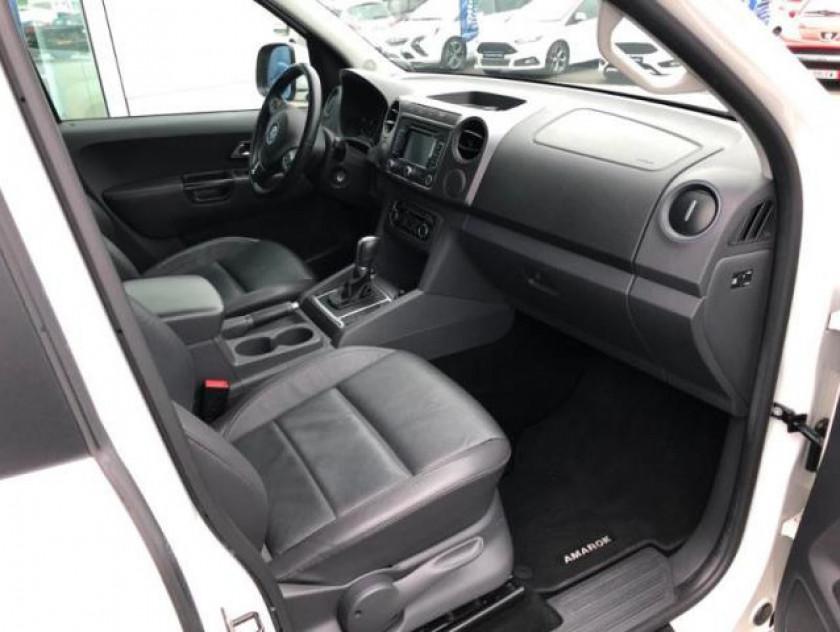 Volkswagen Amarok 2.0 Bitdi 180ch Highline 4motion Permanente Bva - Visuel #14