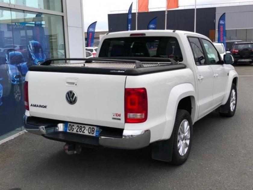 Volkswagen Amarok 2.0 Bitdi 180ch Highline 4motion Permanente Bva - Visuel #2