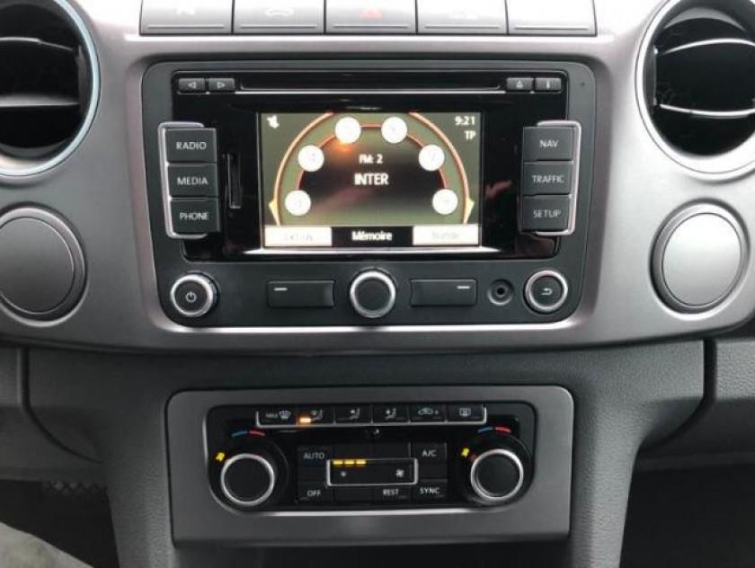 Volkswagen Amarok 2.0 Bitdi 180ch Highline 4motion Permanente Bva - Visuel #16