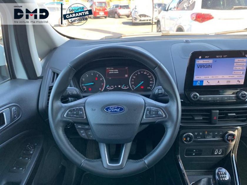 Ford Ecosport 1.0 Ecoboost 100ch Titanium Euro6.2 - Visuel #7