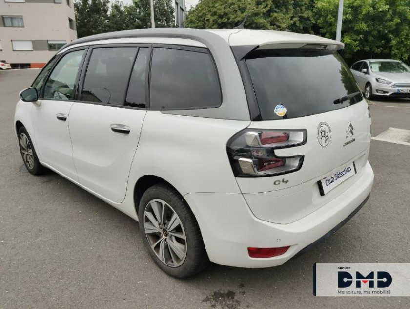 Citroen Grand C4 Picasso Hdi 115ch Intensive - Visuel #3