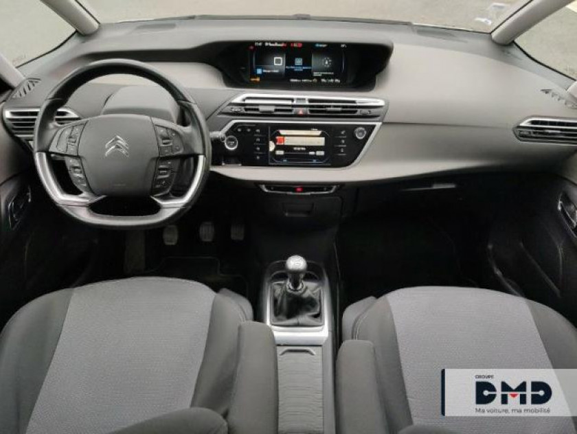 Citroen Grand C4 Picasso Hdi 115ch Intensive - Visuel #5
