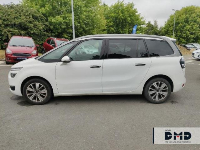 Citroen Grand C4 Picasso Hdi 115ch Intensive - Visuel #2