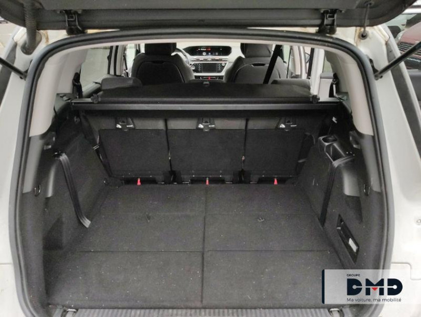 Citroen Grand C4 Picasso Hdi 115ch Intensive - Visuel #12