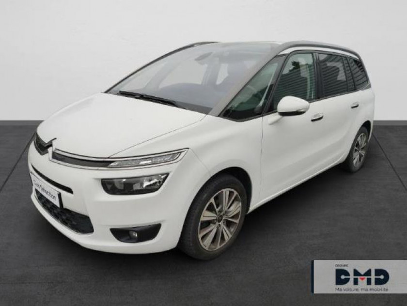 Citroen Grand C4 Picasso Hdi 115ch Intensive - Visuel #22