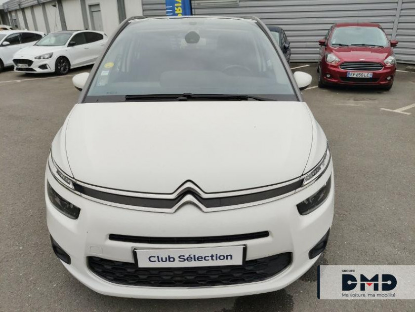 Citroen Grand C4 Picasso Hdi 115ch Intensive - Visuel #4