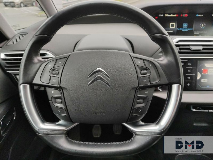Citroen Grand C4 Picasso Hdi 115ch Intensive - Visuel #7