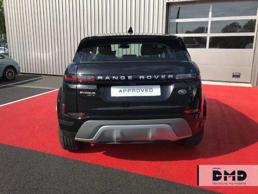 Land-rover Evoque 2.0 D 180ch Se Awd Bva - Visuel #11