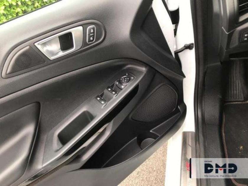 Ford Ecosport 1.0 Ecoboost 125ch St-line - Visuel #16