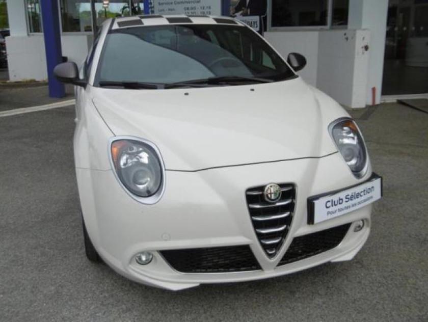 Alfa Romeo Mito 0.9 Twin Air 105ch Collezione Stop&start - Visuel #2