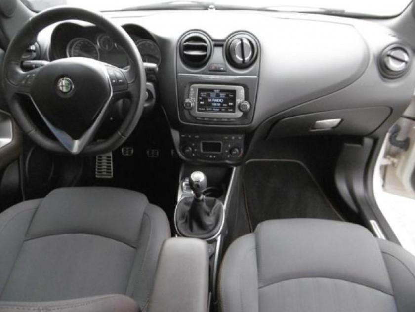 Alfa Romeo Mito 0.9 Twin Air 105ch Collezione Stop&start - Visuel #8