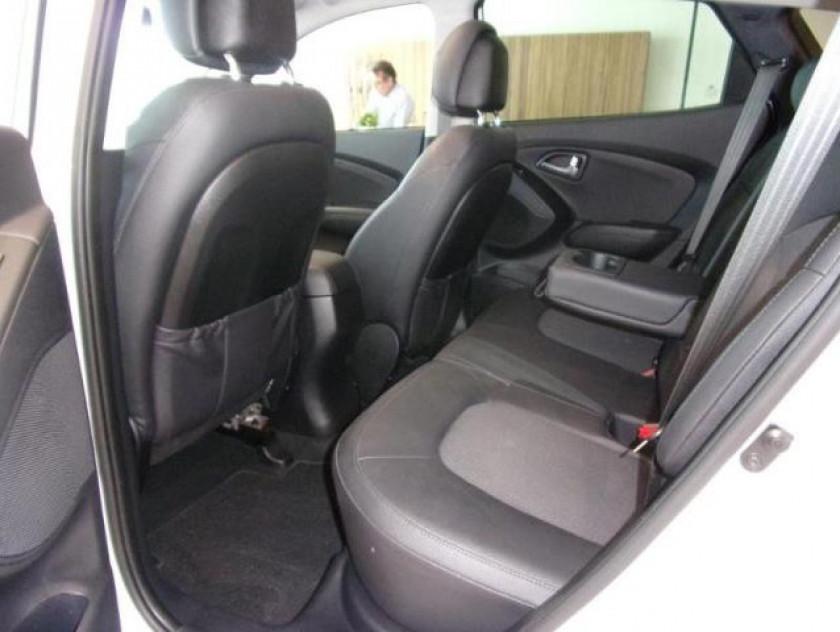 Hyundai Ix35 1.7 Crdi 115ch Pack Premium Blue Drive - Visuel #11