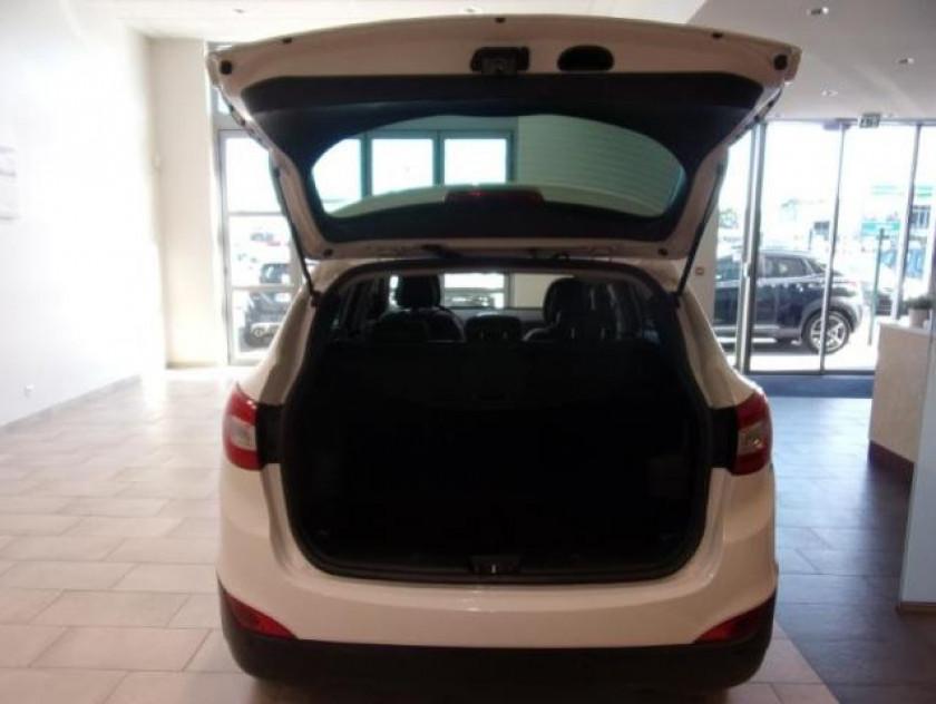 Hyundai Ix35 1.7 Crdi 115ch Pack Premium Blue Drive - Visuel #10