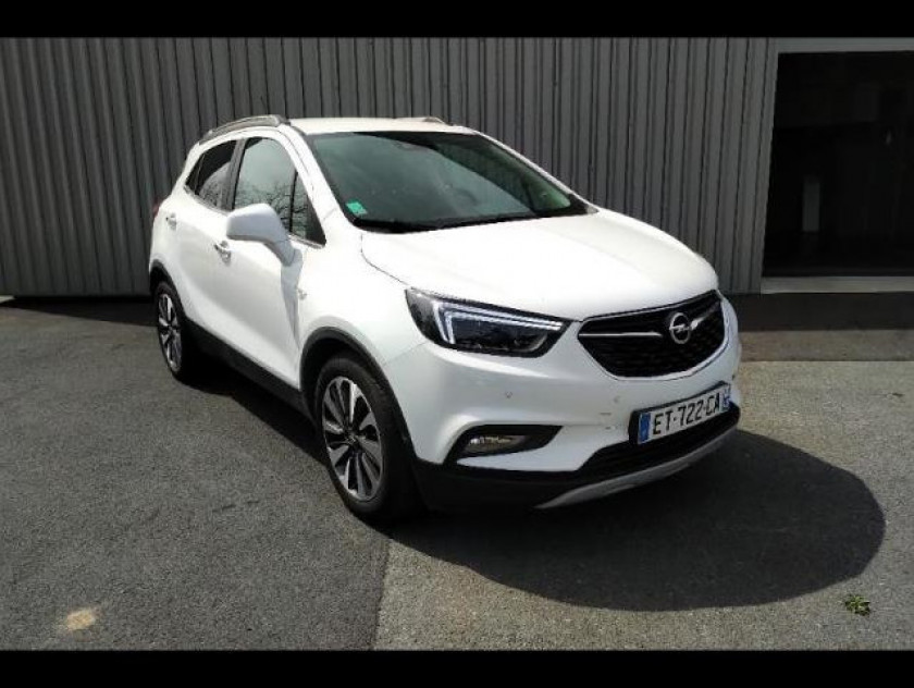 Opel Mokka X 1.4 Turbo 140ch Ultimate 4x2 - Visuel #1