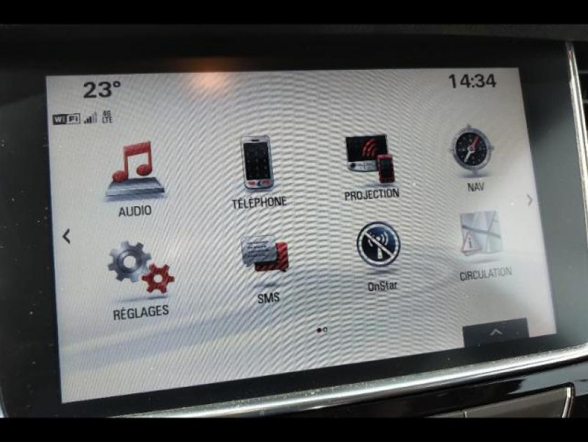 Opel Mokka X 1.4 Turbo 140ch Ultimate 4x2 - Visuel #14