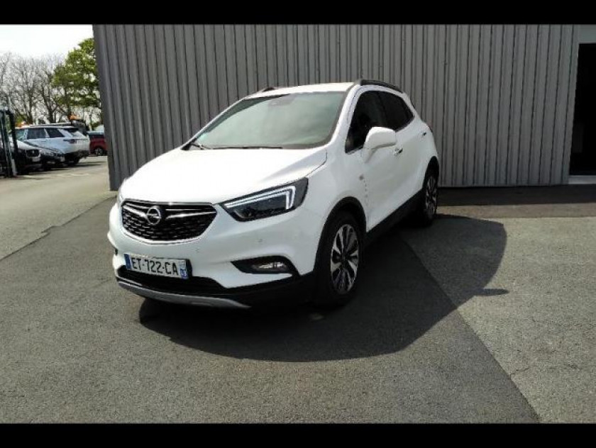 Opel Mokka X 1.4 Turbo 140ch Ultimate 4x2 - Visuel #2