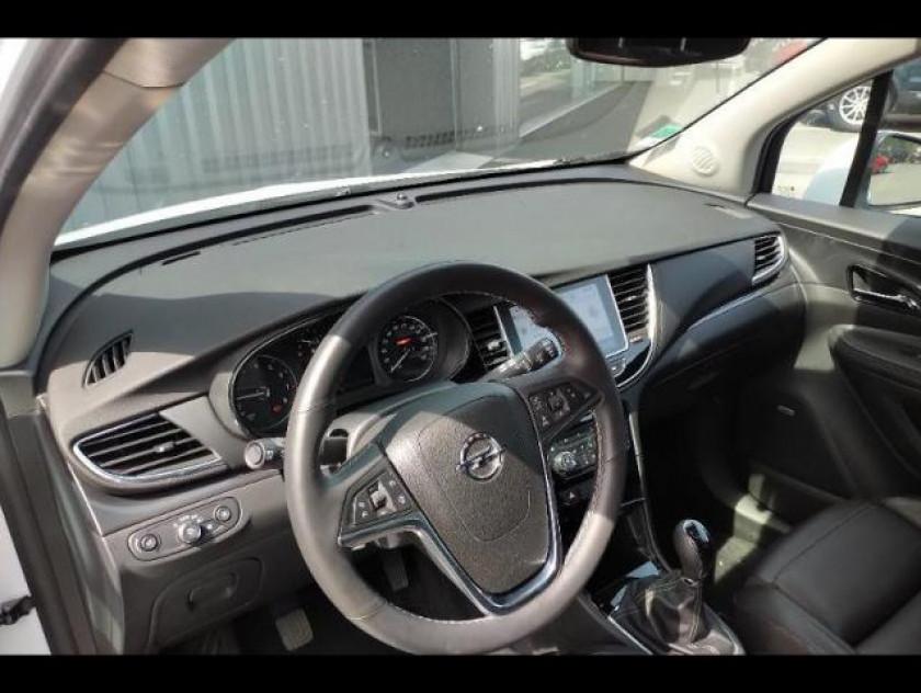 Opel Mokka X 1.4 Turbo 140ch Ultimate 4x2 - Visuel #8