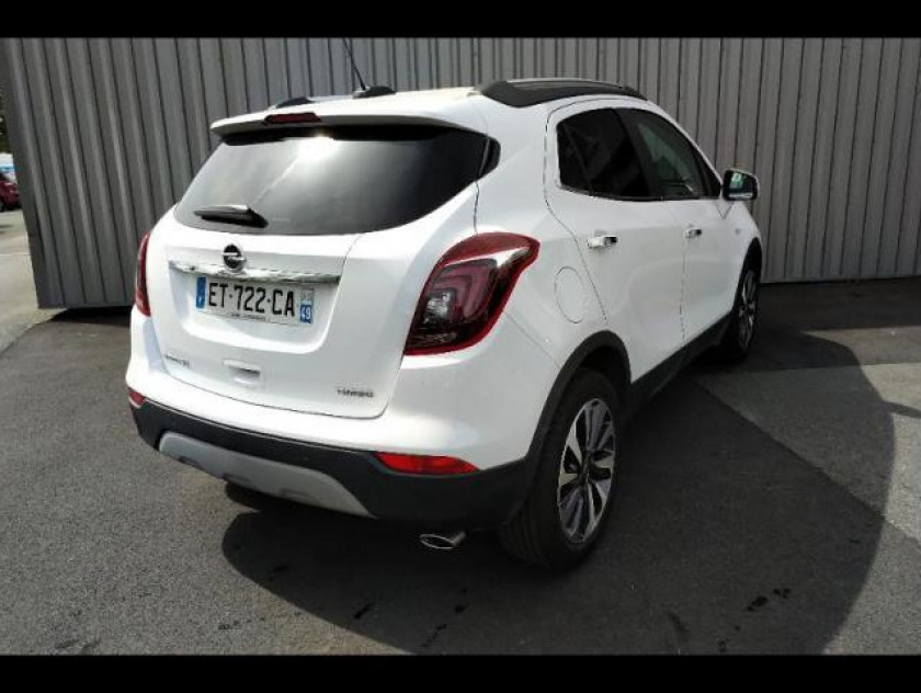 Opel Mokka X 1.4 Turbo 140ch Ultimate 4x2 - Visuel #3