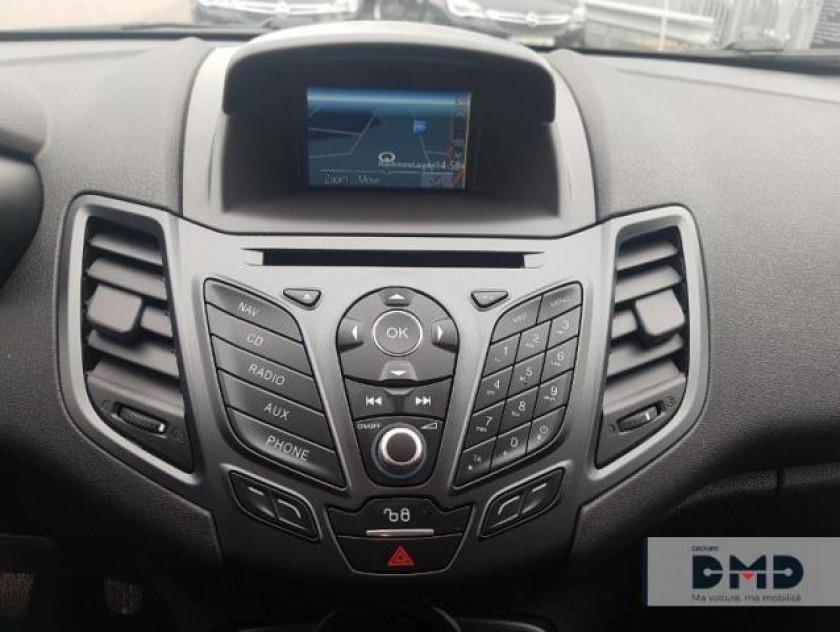 Ford Fiesta 1.25 82ch Fun 5p - Visuel #6
