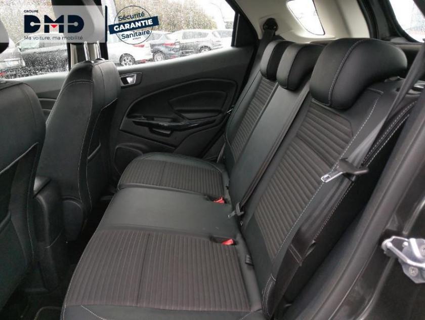 Ford Ecosport 1.0 Ecoboost 125ch Titanium - Visuel #10