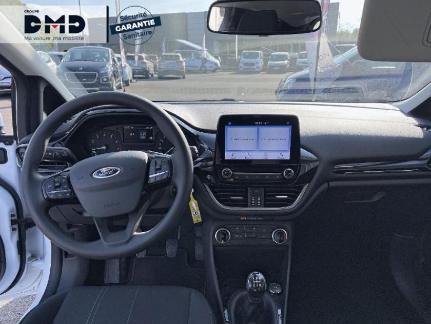 Ford Fiesta 1.1 70ch Cool & Connect 3p Euro6.2 - Visuel #5