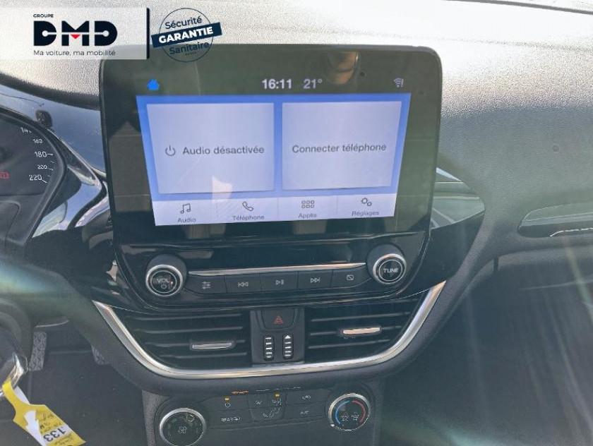 Ford Fiesta 1.1 70ch Cool & Connect 3p Euro6.2 - Visuel #6