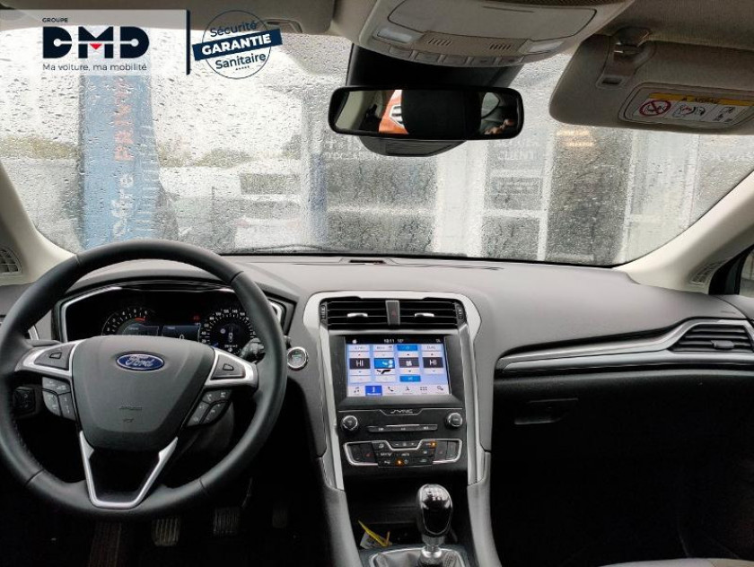 Ford Mondeo 2.0 Ecoblue 150ch Titanium 5p - Visuel #5