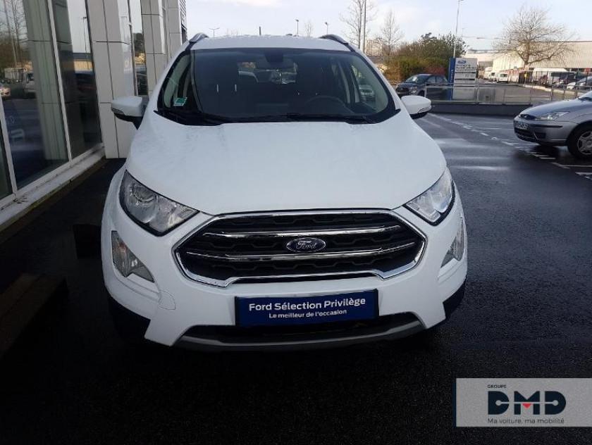 Ford Ecosport 1.0 Ecoboost 100ch Titanium Euro6.2 - Visuel #4