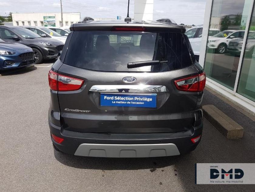 Ford Ecosport 1.0 Ecoboost 100ch Titanium Euro6.2 - Visuel #11