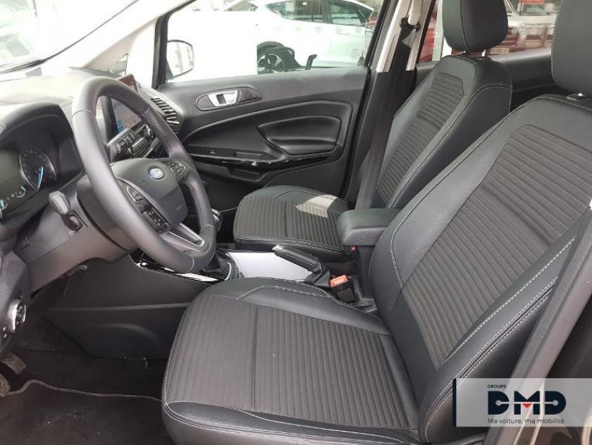 Ford Ecosport 1.0 Ecoboost 100ch Titanium Euro6.2 - Visuel #8