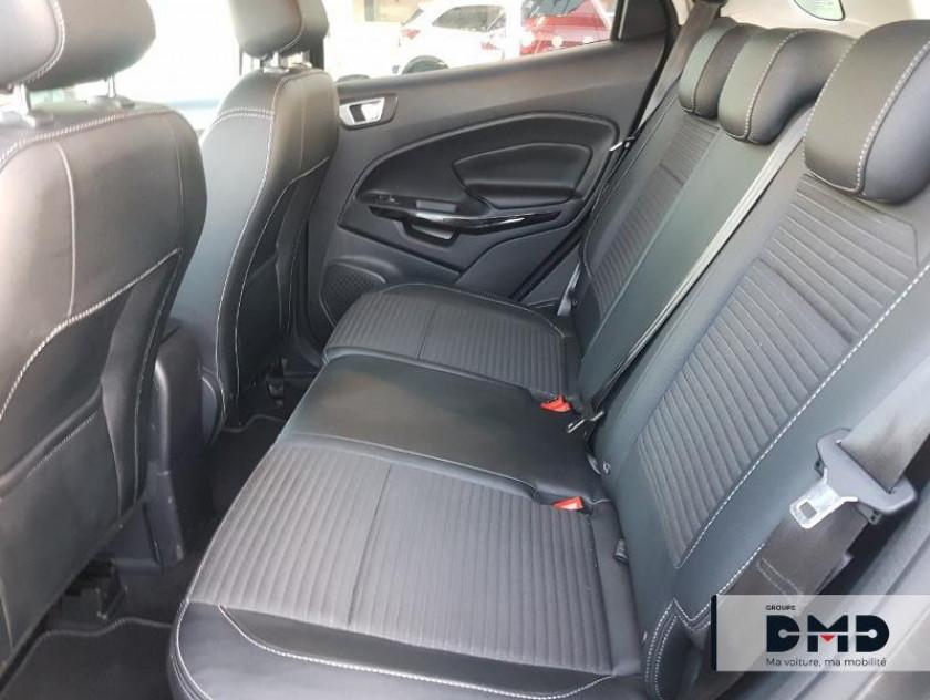 Ford Ecosport 1.5 Ecoblue 100ch Titanium Business Euro6.2 - Visuel #10
