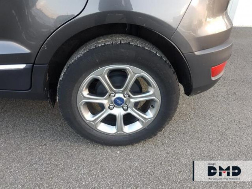 Ford Ecosport 1.5 Ecoblue 100ch Titanium Business Euro6.2 - Visuel #13