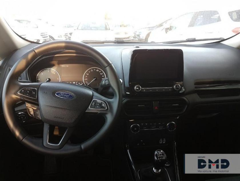 Ford Ecosport 1.5 Ecoblue 100ch Titanium Business Euro6.2 - Visuel #5