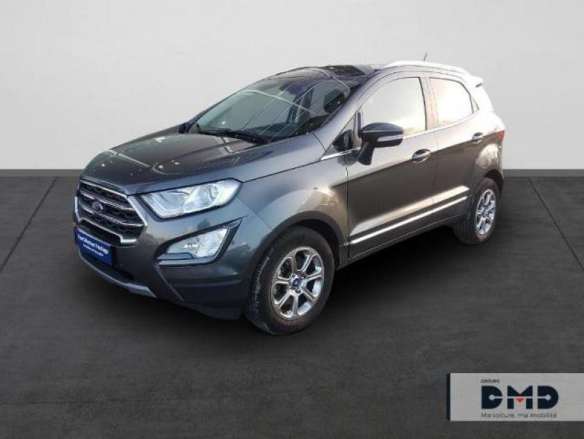 Ford Ecosport 1.5 Ecoblue 100ch Titanium Business Euro6.2 - Visuel #1