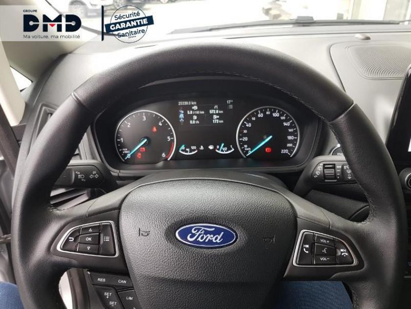 Ford Ecosport 1.5 Ecoblue 100ch Titanium Business Euro6.2 - Visuel #7