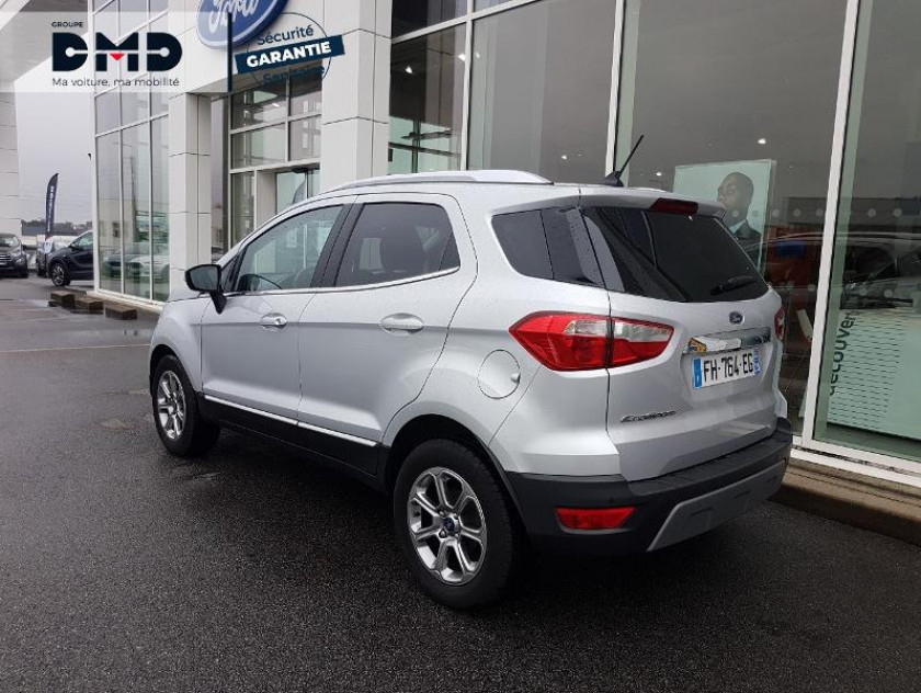 Ford Ecosport 1.5 Ecoblue 100ch Titanium Business Euro6.2 - Visuel #3