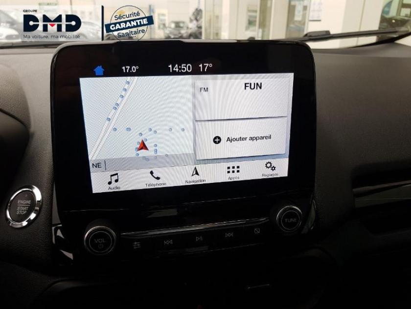 Ford Ecosport 1.5 Ecoblue 100ch Titanium Business Euro6.2 - Visuel #6