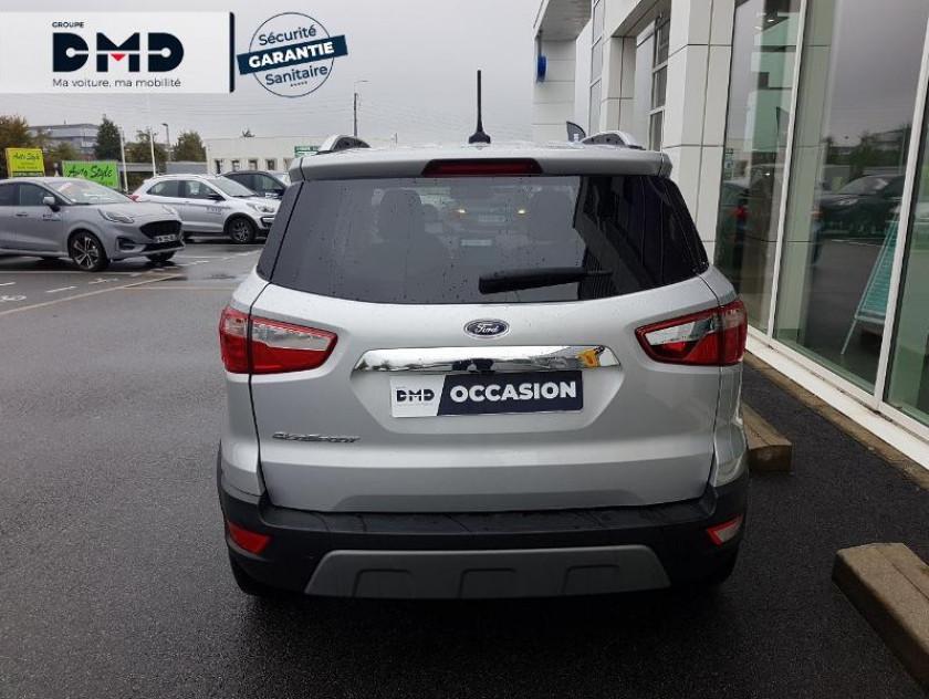 Ford Ecosport 1.5 Ecoblue 100ch Titanium Business Euro6.2 - Visuel #11