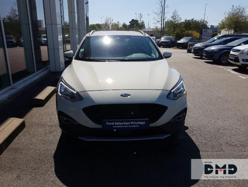Ford Focus Active 1.0 Ecoboost 125ch - Visuel #4