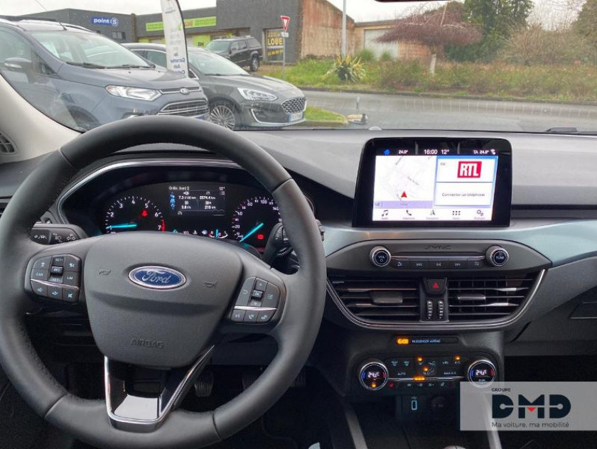 Ford Focus Active 1.0 Ecoboost 125ch Stop&start - Visuel #5