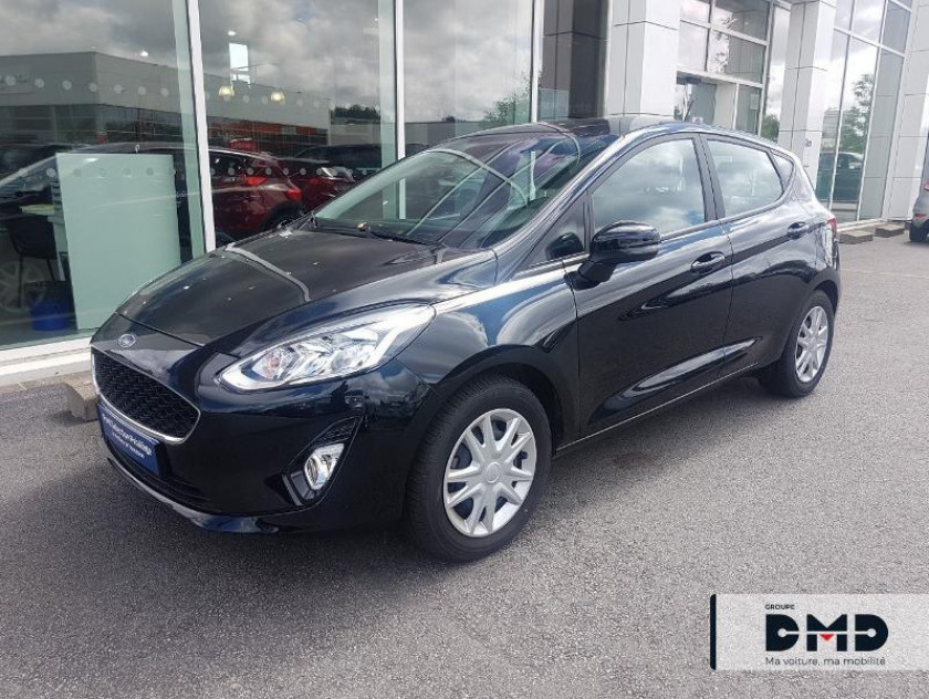 Ford Fiesta 1.1 85ch Cool & Connect 5p Euro6.2 - Visuel #14