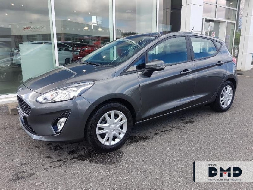 Ford Fiesta 1.1 85ch Cool & Connect 5p Euro6.2 - Visuel #15