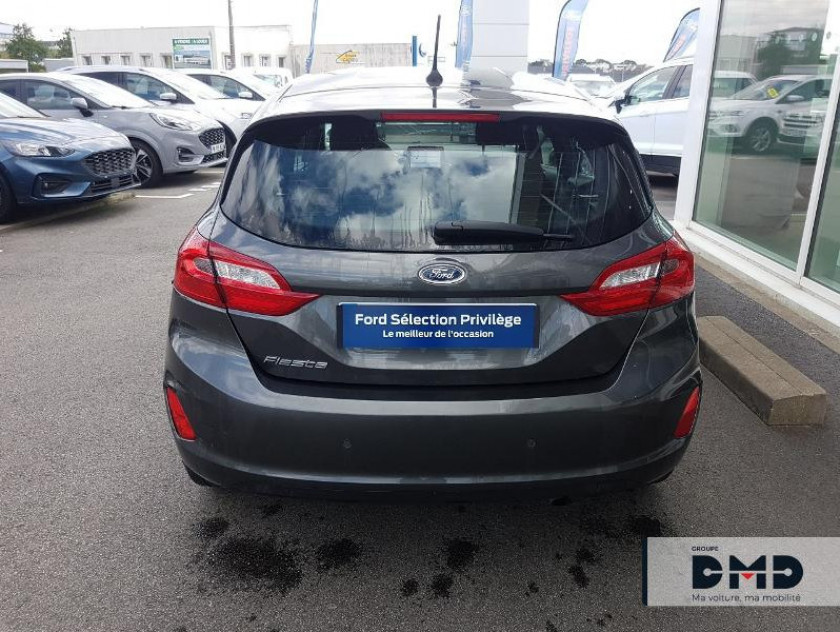 Ford Fiesta 1.1 85ch Cool & Connect 5p Euro6.2 - Visuel #10