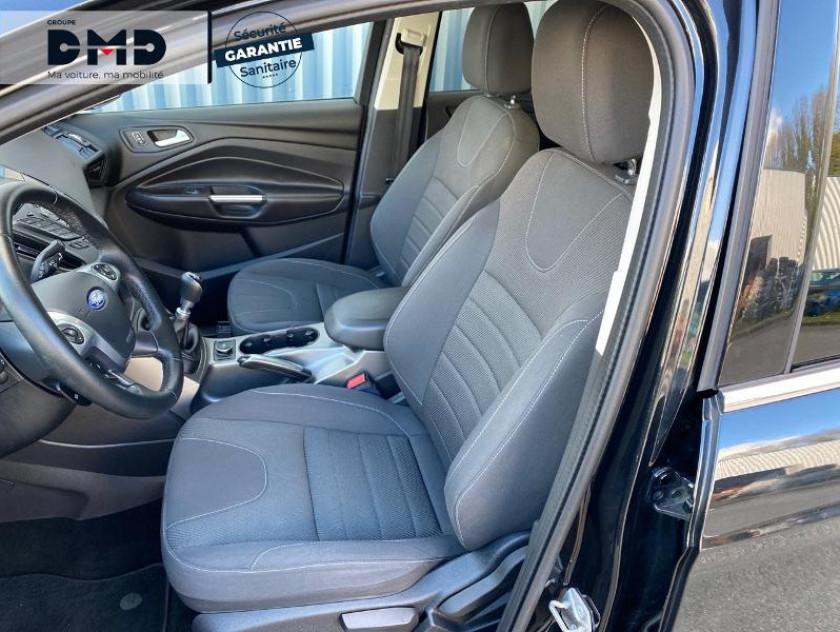 Ford Kuga 2.0 Tdci 140ch Fap Trend - Visuel #9