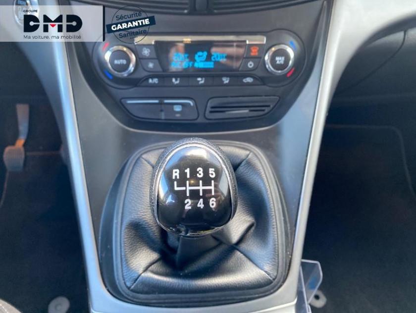 Ford Kuga 2.0 Tdci 140ch Fap Trend - Visuel #8