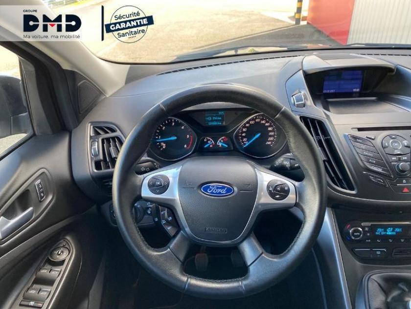 Ford Kuga 2.0 Tdci 140ch Fap Trend - Visuel #7