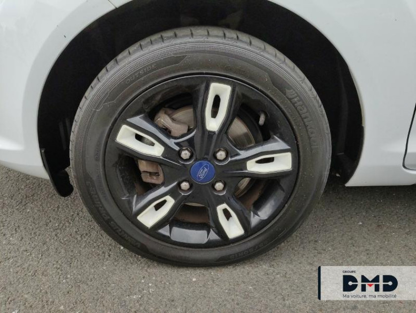 Ford Fiesta 1.5 Tdci 75ch White 5p - Visuel #13