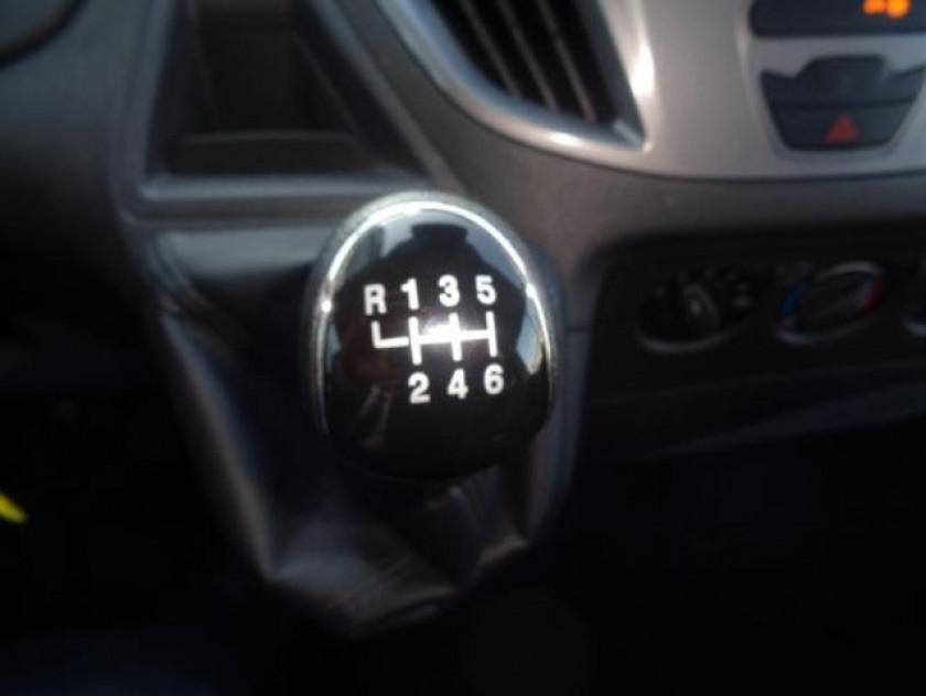 Ford Transit Custom Kombi 310 L1h1 2.0 Tdci 130ch Trend Business - Visuel #7