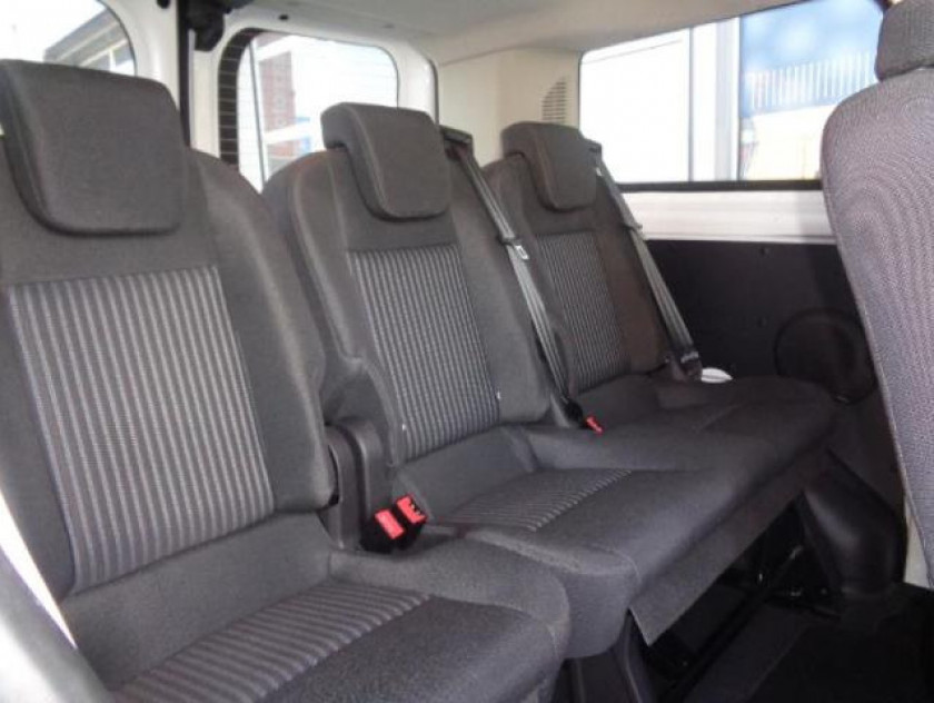 Ford Transit Custom Kombi 310 L1h1 2.0 Tdci 130ch Trend Business - Visuel #6