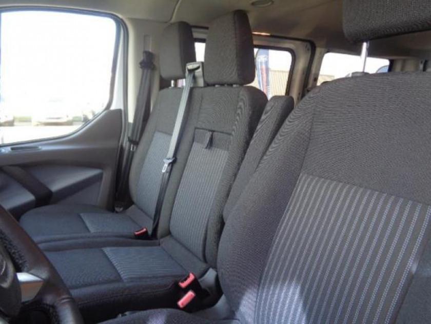 Ford Transit Custom Kombi 310 L1h1 2.0 Tdci 130ch Trend Business - Visuel #8